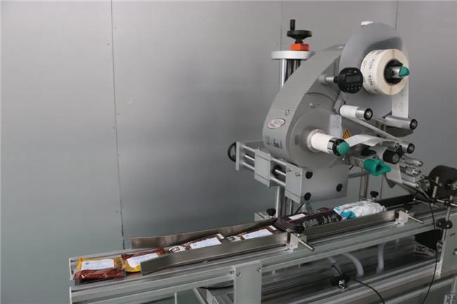 Autocolant automat Doypack Box Carton Cup Mașină de etichetare a suprafeței superioare