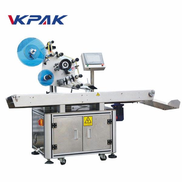 Mașină automată de etichetare a adezivului pentru aplanarea planului de suprafață