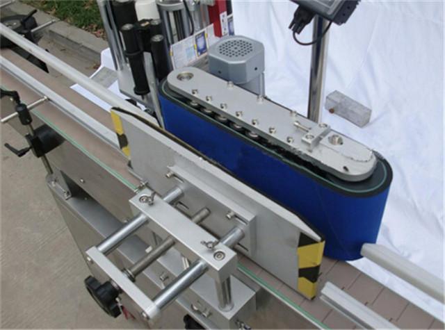 Detalii despre etichetarea automată a sticlei rotunde verticale