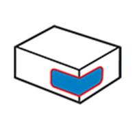 Etichetă pentru colț de carton 1