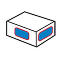 Etichetă pentru colț de carton 2
