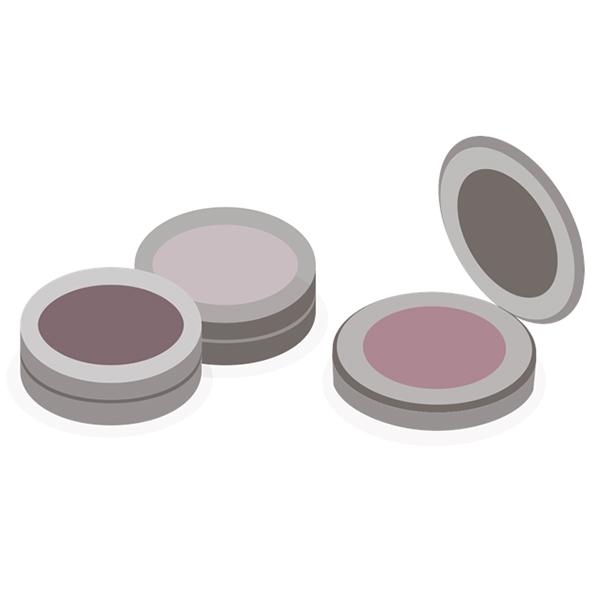 Etichete compacte pentru cosmetice