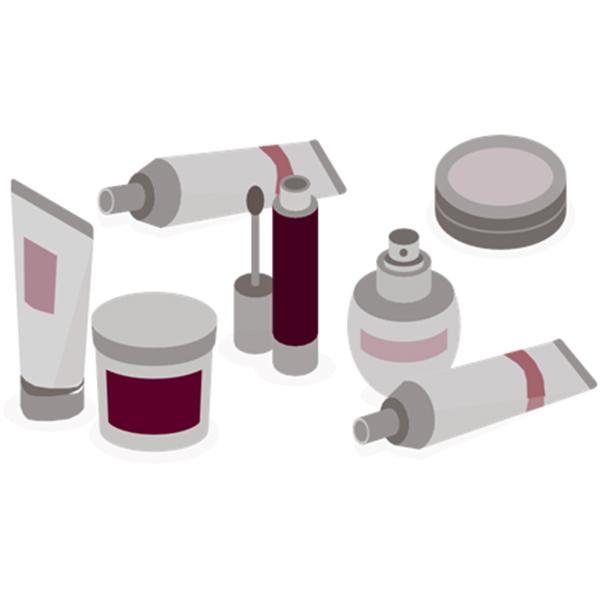 Echipamente de etichetare a produselor cosmetice