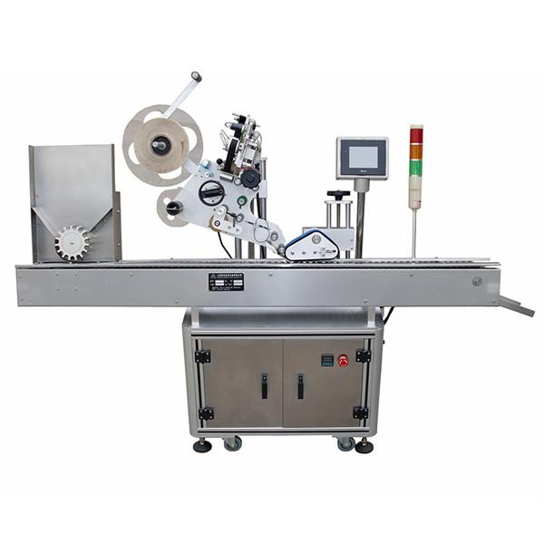 Mașină de etichetare orizontală complet automată cu seringă Pharma