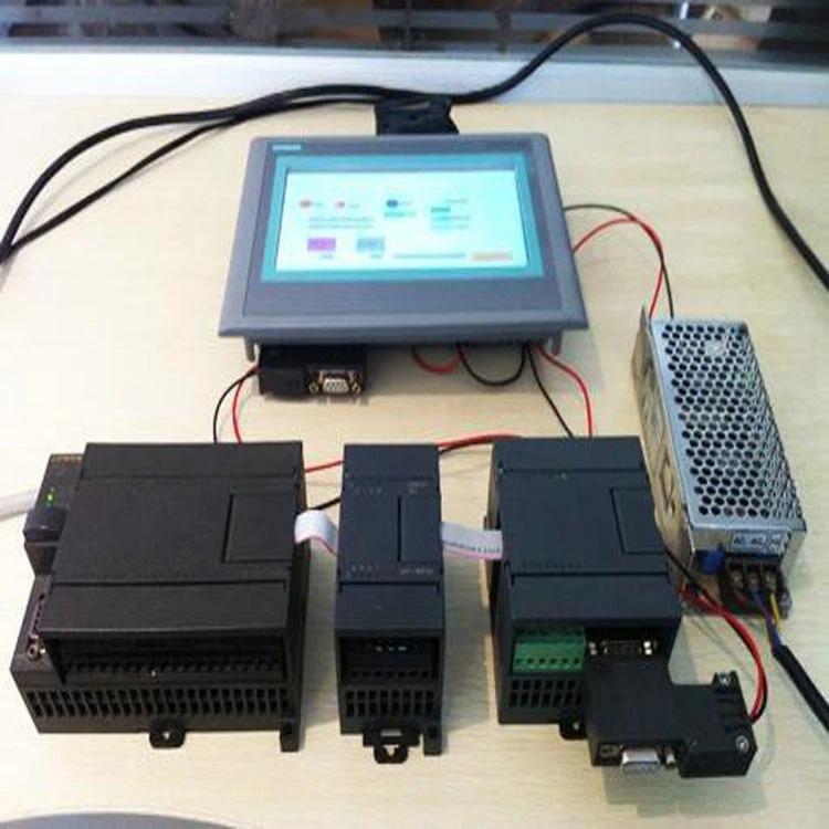 PLC și ecran tactil